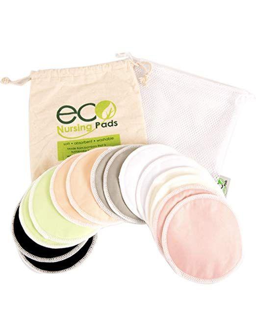 Eco Nursing Pads Bamboo Nursing Pads.