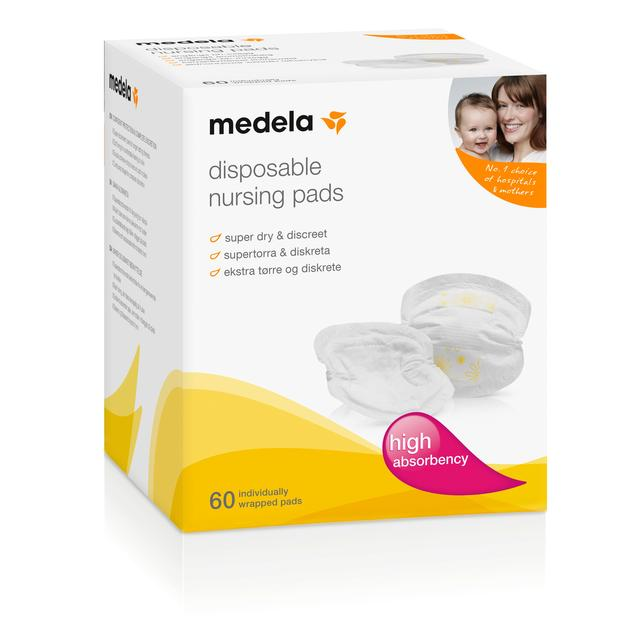 Medela Disposable Breast Pads.