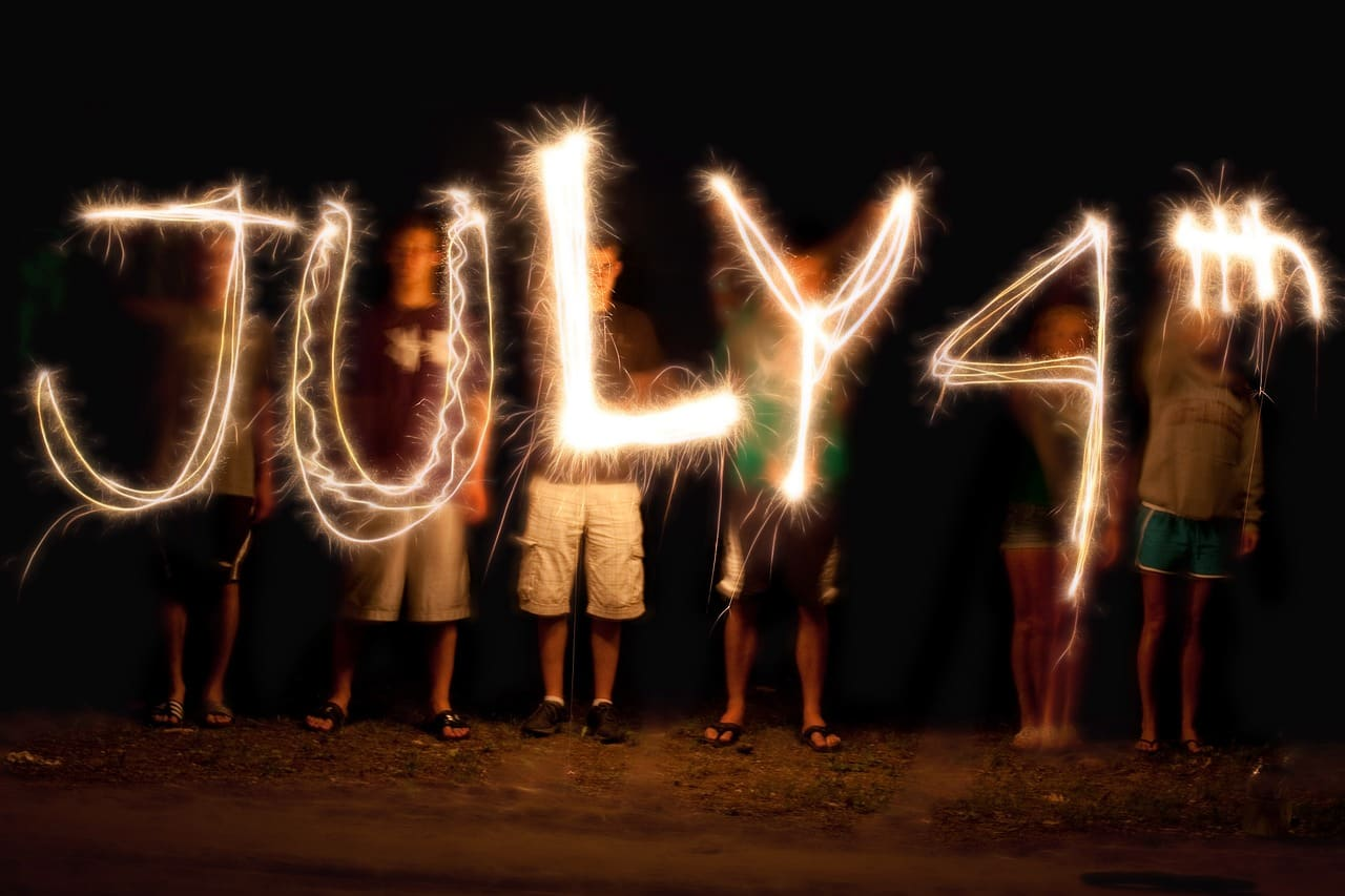 These July 4th puns can surely fire-up your day like a firework.