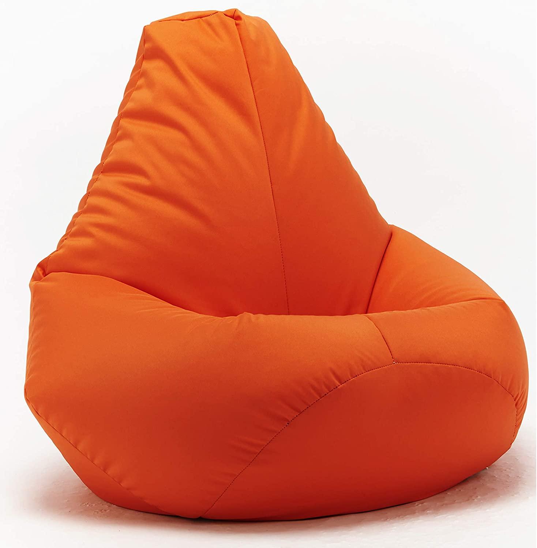 Beautiful Beanbags Adult Highback Beanbag Chair.