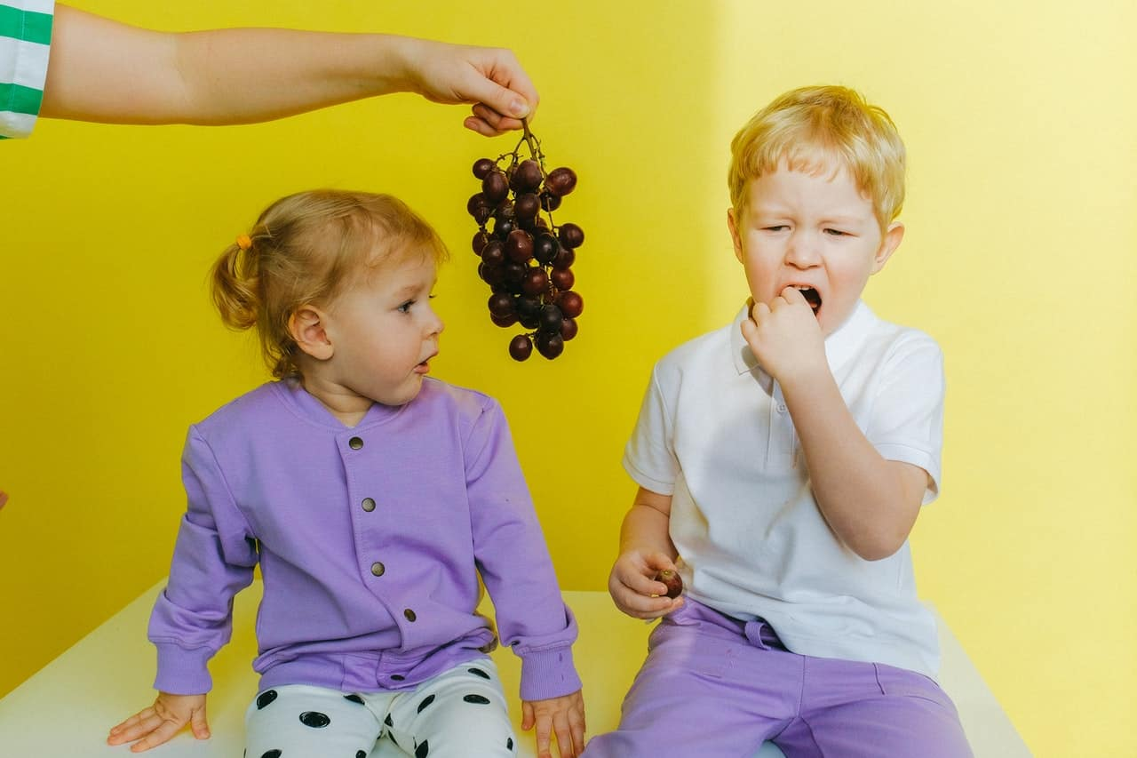 One can be quite grapeful for the sweet ideas they get while eating or shopping for fruits.