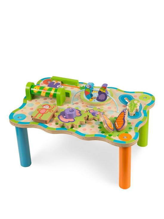 Melissa & Doug First Play Jungle Activity Board.
