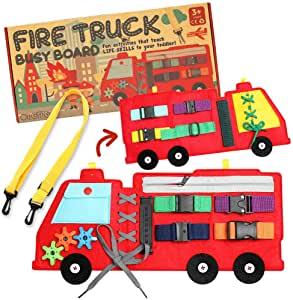 Obeda Fire Engine Busy Board.