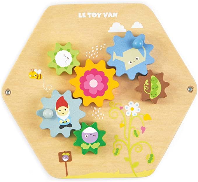 Le Toy Van Wooden Petilou Activity Tiles.