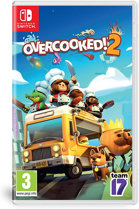 Overcooked! 2.