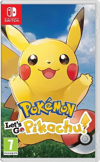 Pokémon: Let's Go! Pikachu.