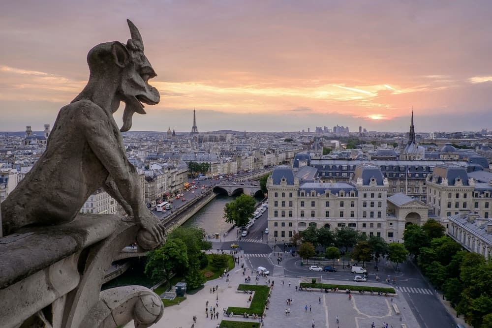 Some of these gargoyle names are quite famous all over the world