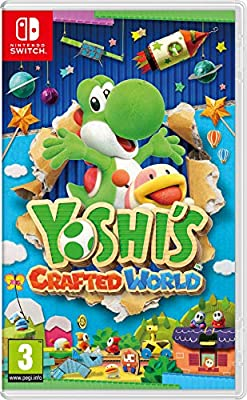 Yoshi's Crafted World.