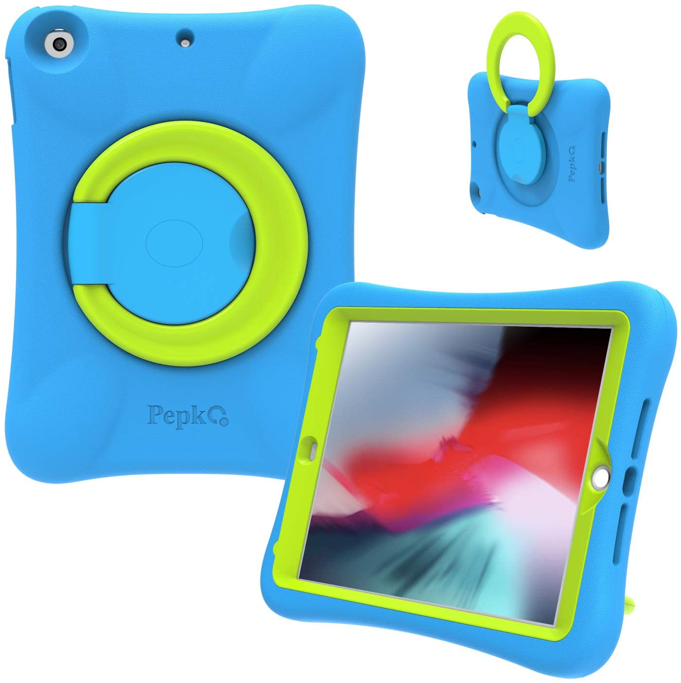PEPKOO iPad Case For Kids.