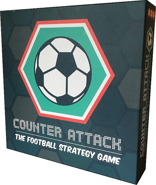 Counter Attack: The Football Strategy Game.