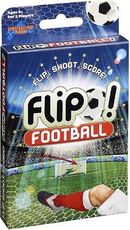 Drumond Park Flip Football Card Game.