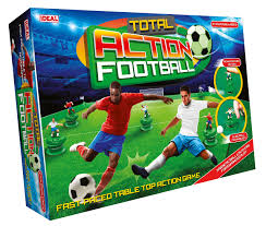 Ideal Total Action Football Game.