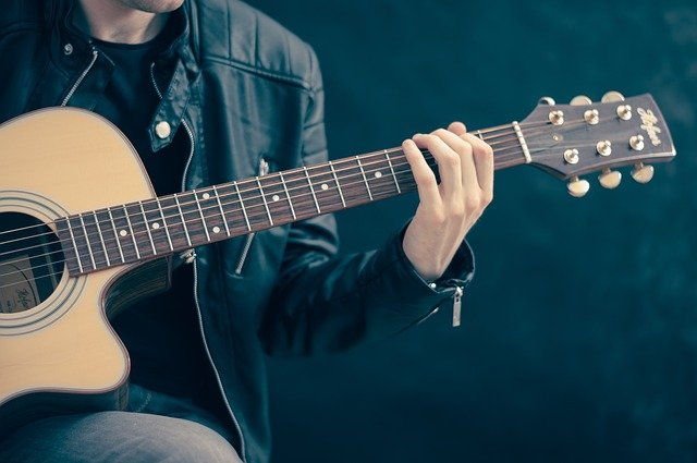 Be it a classical guitar or an acoustic guitar, you should name them.