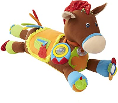 Melissa & Doug Giddy-Up and Play Baby Activity Toy - Amazon.