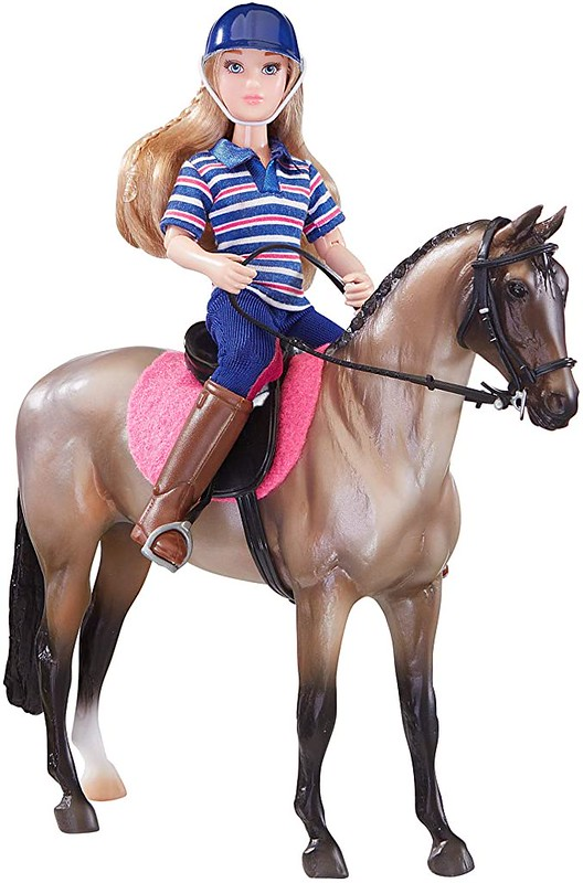 Breyer Classic English Horse and Rider Playset - Amazon.