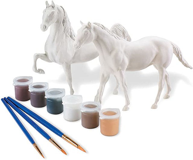 Breyer Paint Your Own Horse Craft Activity Set - Amazon.