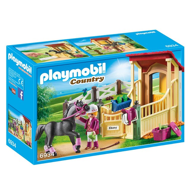 Playmobil Horse Stable - La Redoute.