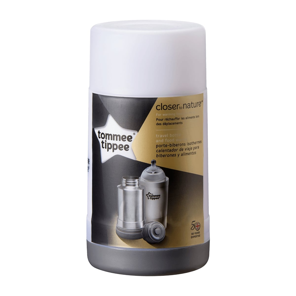 Tommee Tippee Travel Bottle & Food Warmer - Argos.