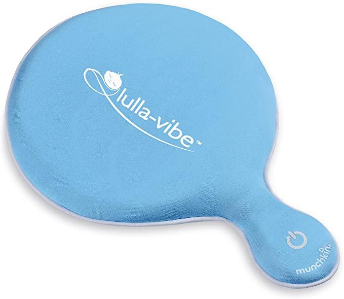Munchkin Lulla-Vibe Vibrating Mattress Pad.