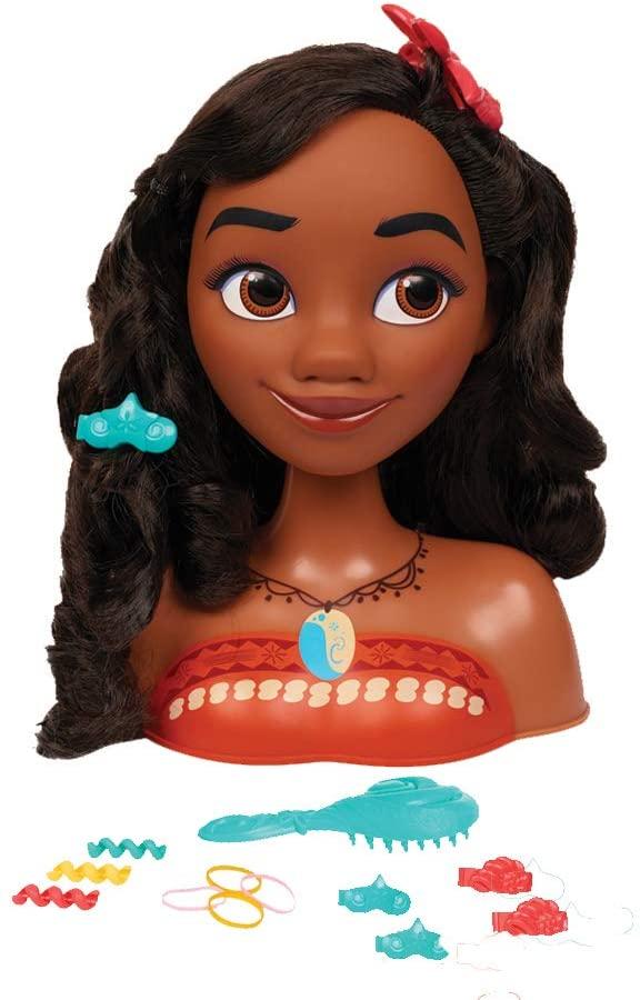 JP Disney Styling Head Moana.