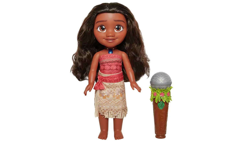 Disney Princess Sing-A-Long Moana.