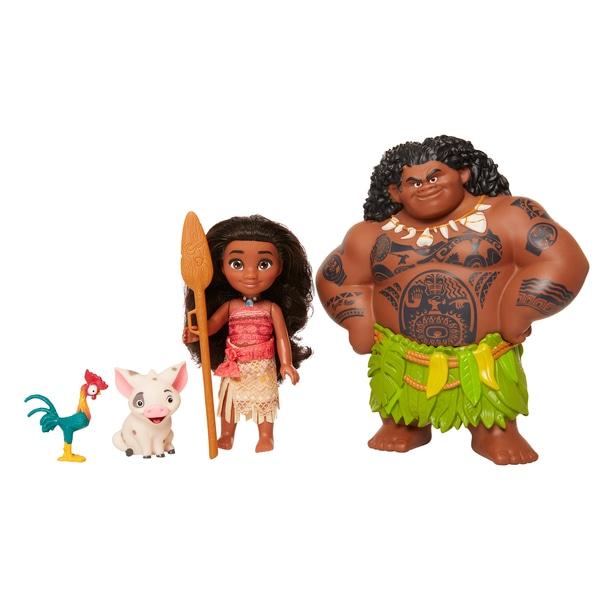 Disney Moana Petite Storytelling Gift Set.