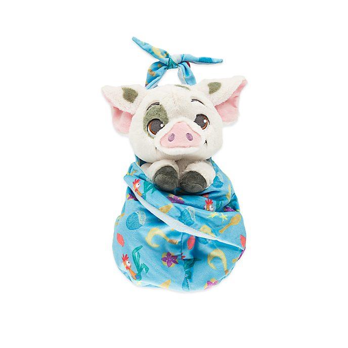 Disney Store Pua Small Soft Toy.