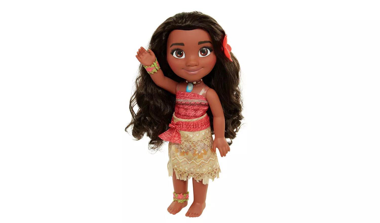 Moana Toddler Doll.