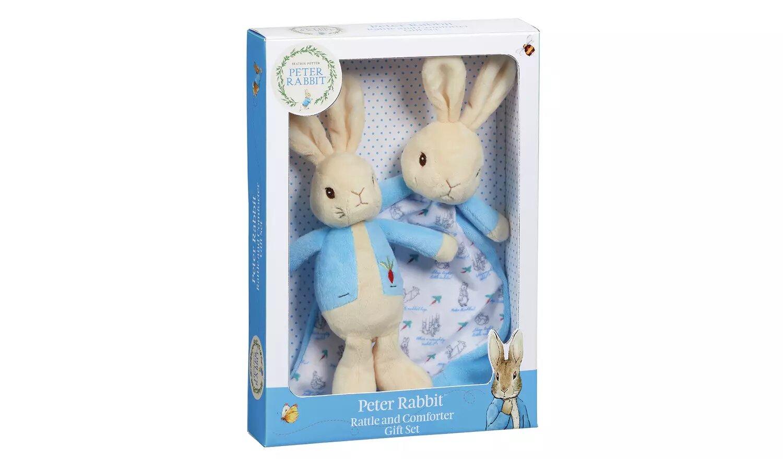 Beatrix Potter Peter Rabbit Gift Set.