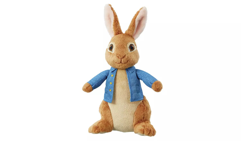 Peter Rabbit Soft Toy.