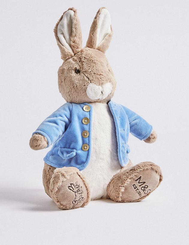 Luxury Peter Rabbit Soft Toy.