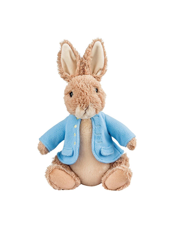 Large Beatrix Potter Peter Rabbit Soft Toy.