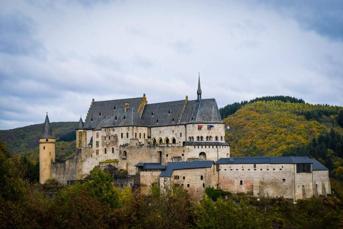 The country's full name is the Grand Duchy of Luxembourg.