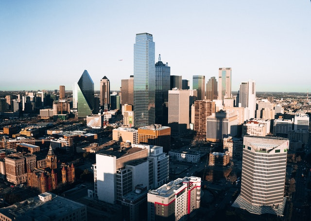 Texas is home to three of the US' biggest cities Dallas, Houston and San Antonio