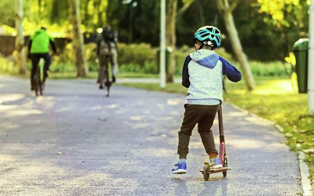 Best Scooters For Kids Who Love To Whizz Around.
