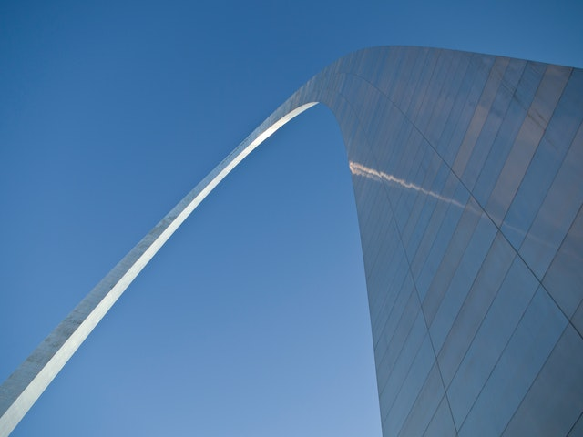 Missouri is home to the highest man-made monument in the US, the Gateway Arch.