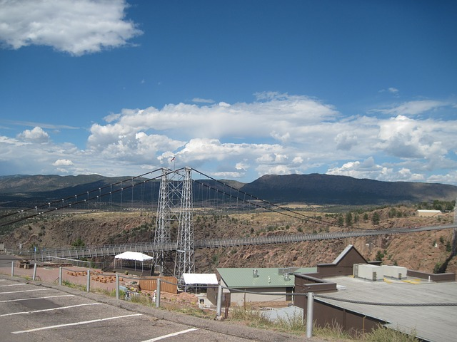 Royal Gorge Bridge is the highest suspension bridge in the state.