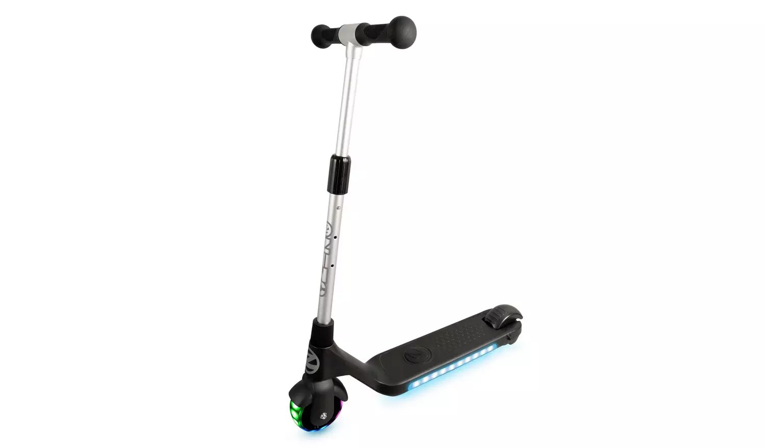 Zinc Beam Lithium Electric Scooter.