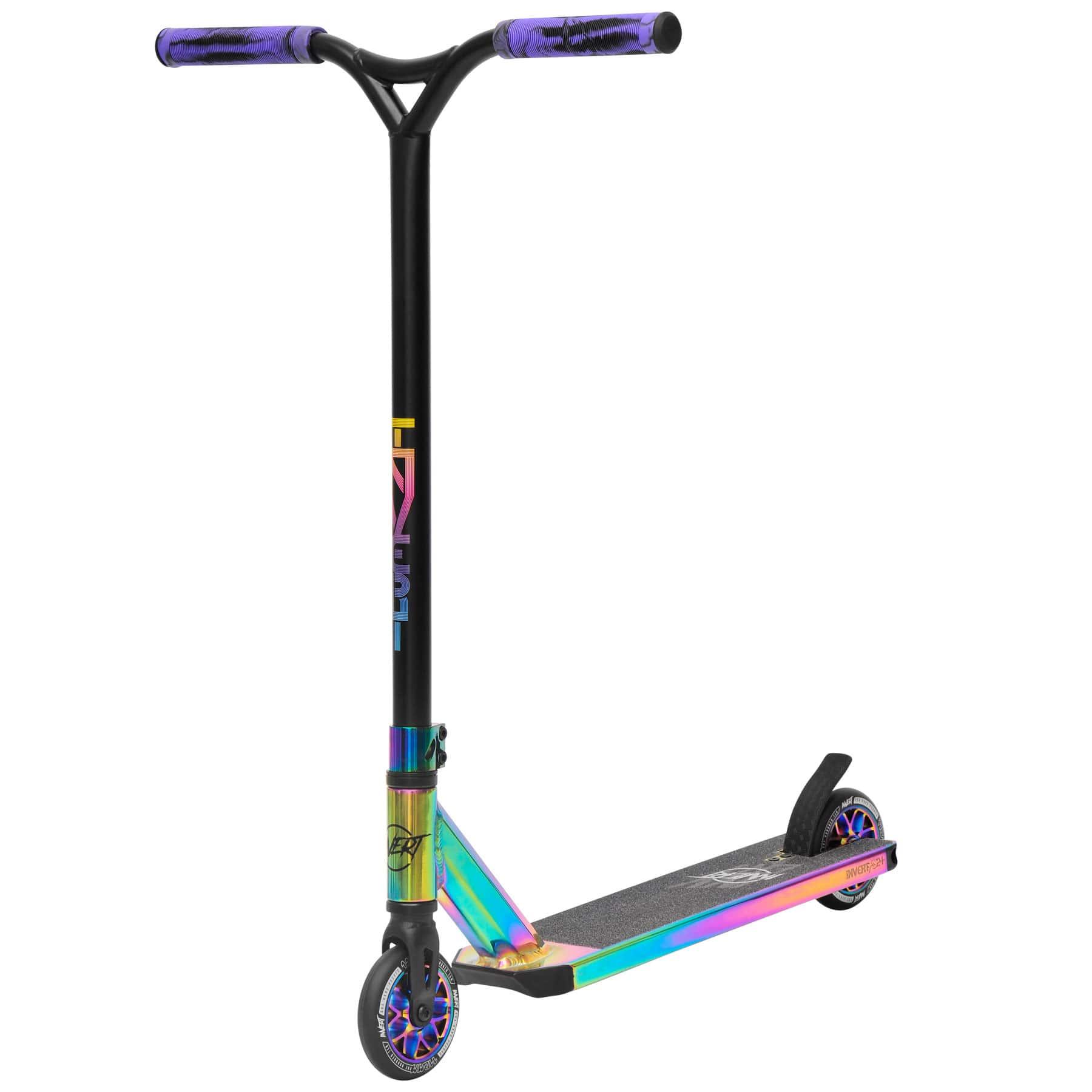 Invert FS2 Stunt Scooter - Neo Chrome.