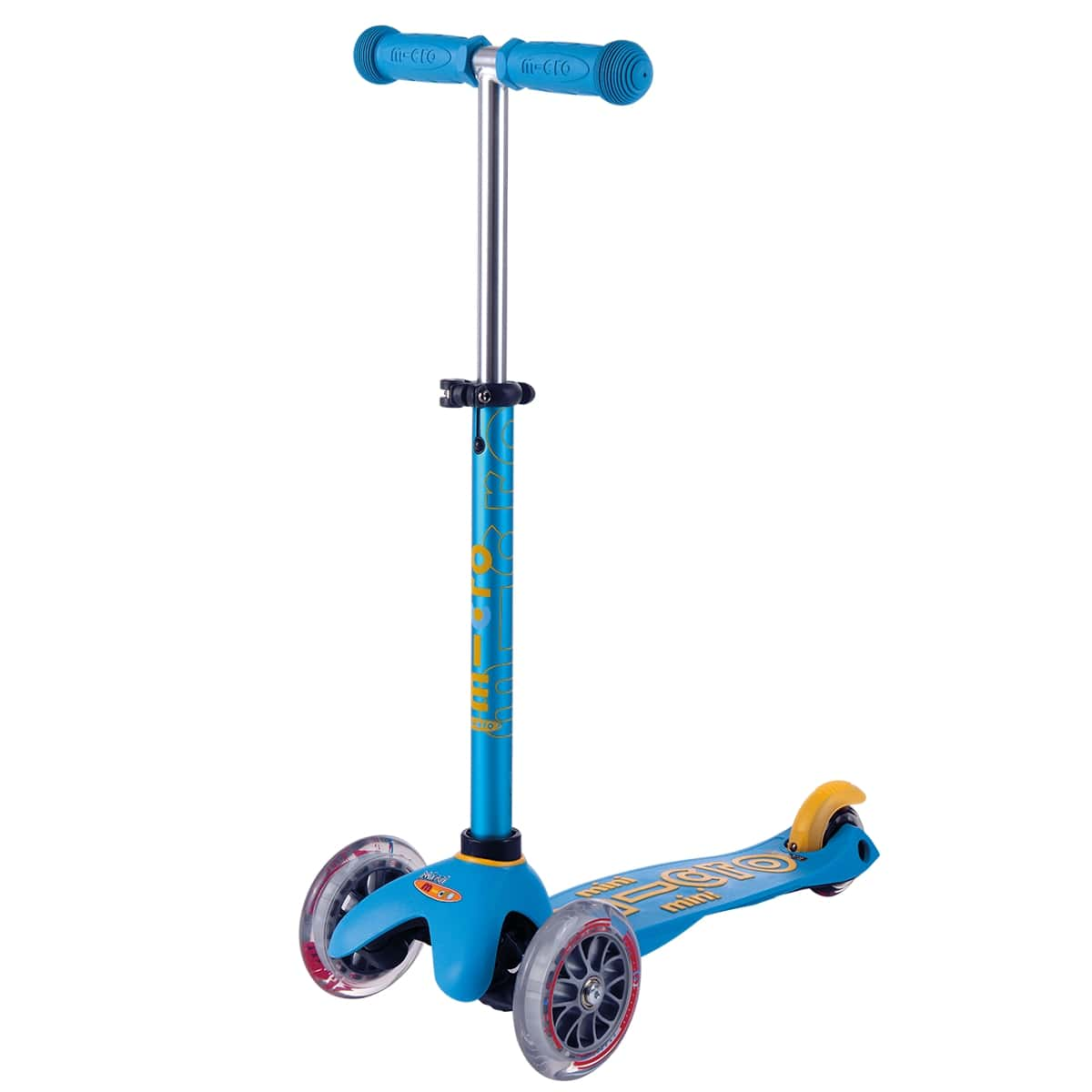 MicroScooter Mini Deluxe Kick Scooter.