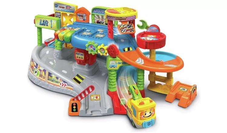 VTech Toot-Toot Garage Playset.