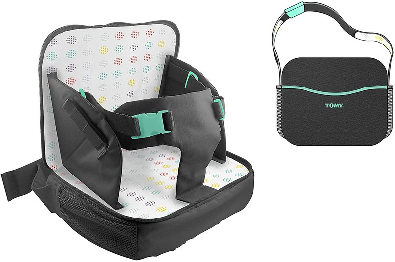 TOMY 3-in-1 Booster Seat.