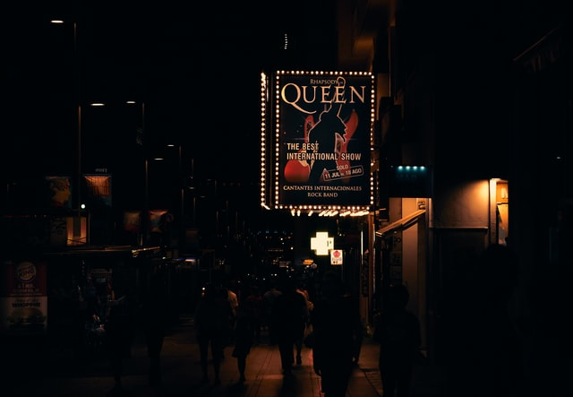 Other than the film Bohemian Rhapsody, there's also a Queen West End stage show.