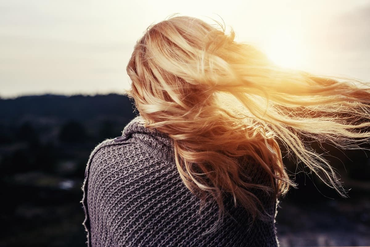 Humans grow 120,000 hairs on their head!