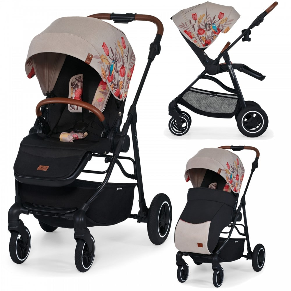 Kinderkraft Freedom Bird All Road Pushchair - SmartKidStore.