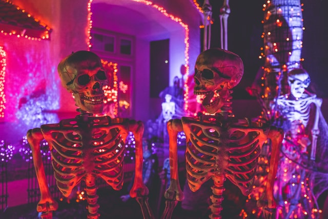 Ghost jokes, witch jokes, boo jokes and skeleton jokes all give spooky vibes on Halloween!