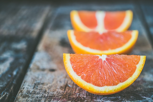 Oranges can be a great subject for humor.