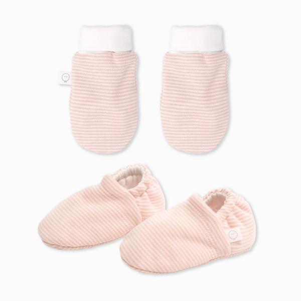 Baby Mittens & Booties Set - Baby Mori.