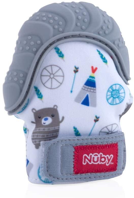 Nuby Teething Mit - Amazon.