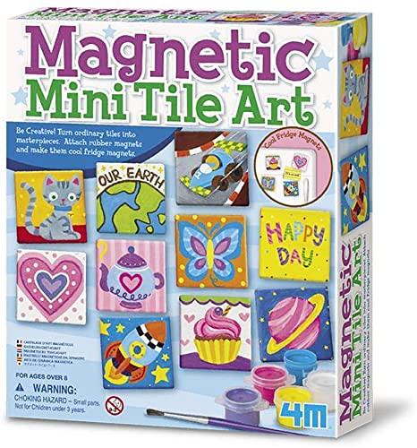 4M 4563AM Magnetic Mini Tile Art - Amazon.